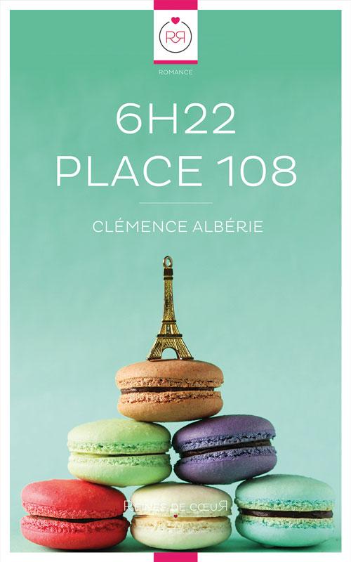 6h22 Place 108 couverture roman
