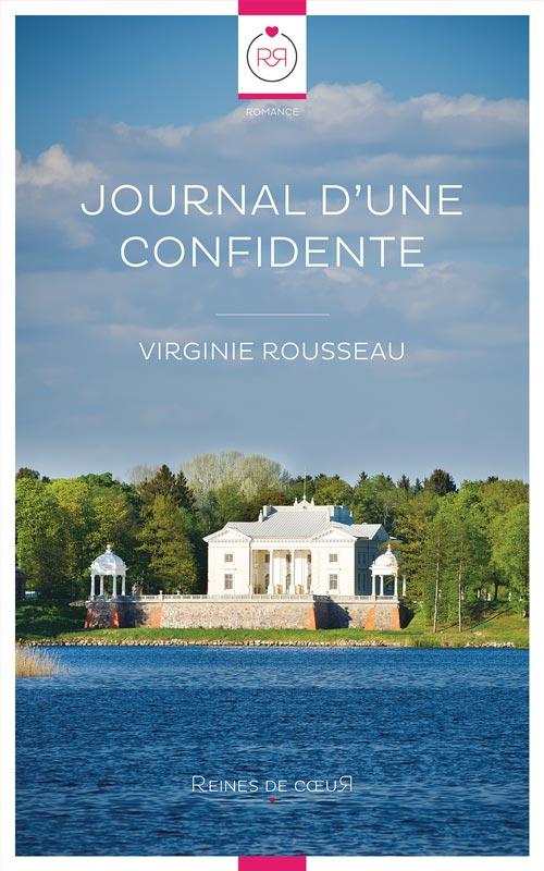 Journal d'une Confidente de Virginie Rousseau Couverture