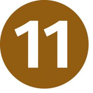 Ligne 11 du métro