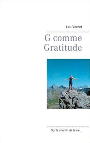G comme Gratitude de Lou Vernet